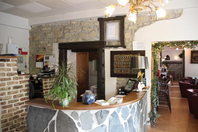 Hôtel le Grenier des Grottes à Han sur Lesse en Belgique