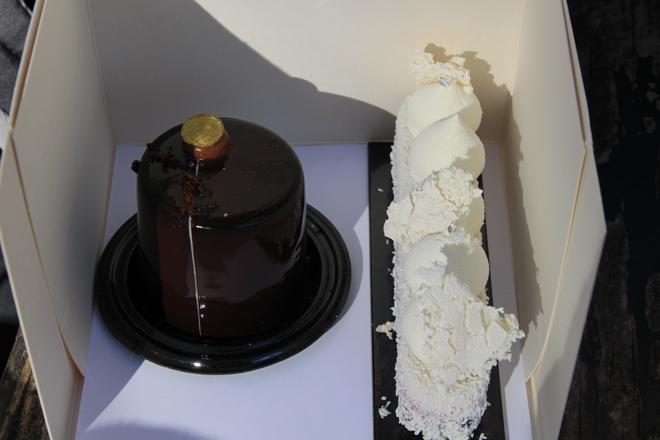 Miam les gâteaux de Cyril Lignac