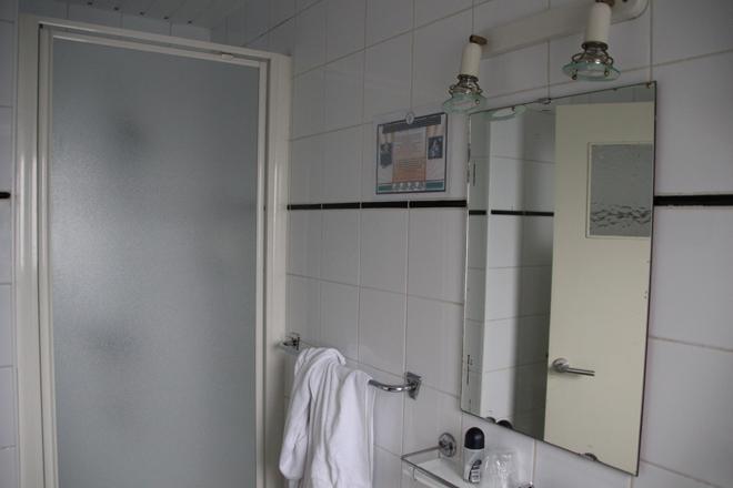Salle de bain à rafraichir