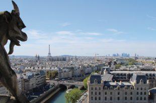 Un week-end insolite à Paris