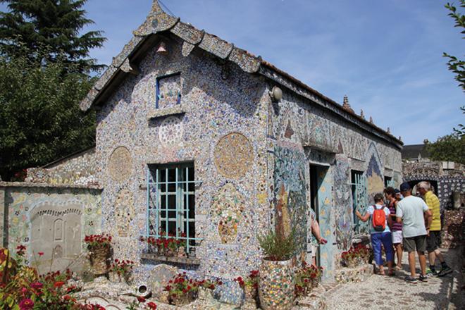 La Maison Picassiette, une maison incroyable