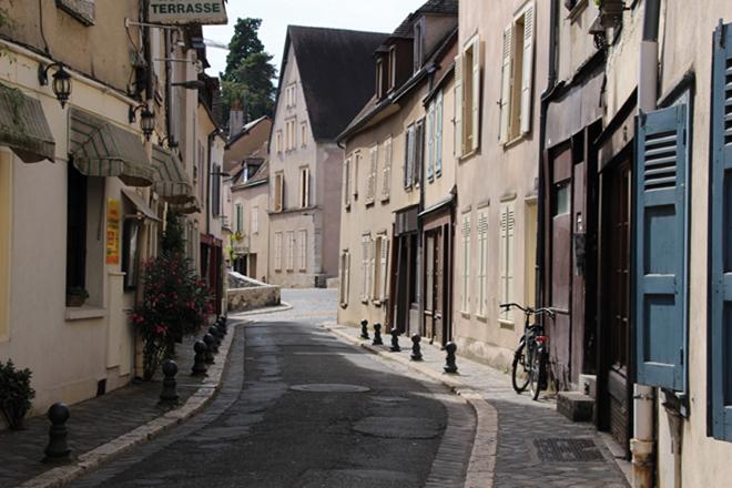Ville basse de Chartres