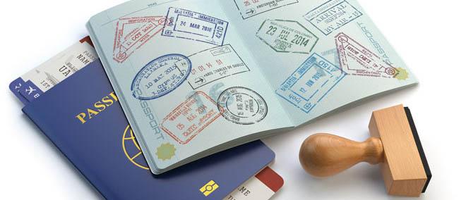 Les visas pour notre Tour du Monde