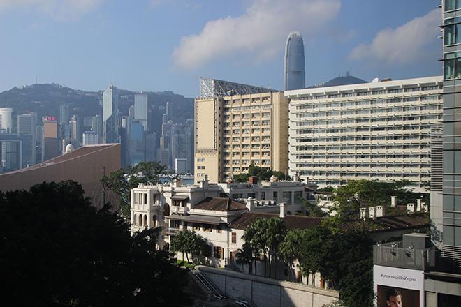 vu-rooftop-hotel-pravo dormir à Hong Kong