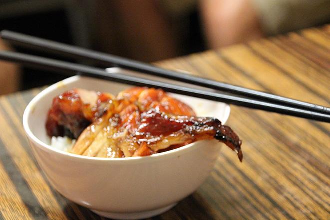 Canard Laqué Hong Kong