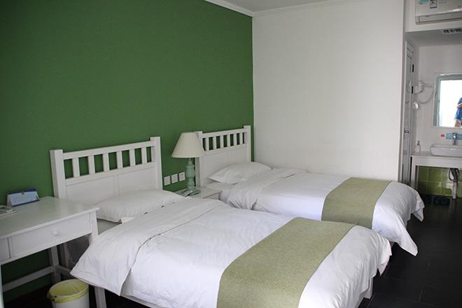Chambre privée à l'auberge de jeunesse See Tang Hostel à Xi'an