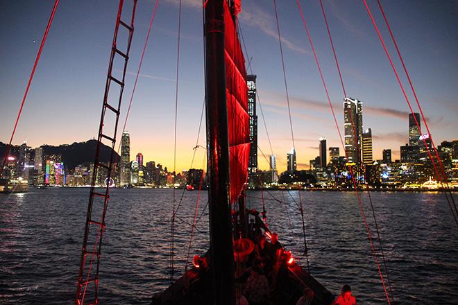 Croisière Aqualuna Hong Kong