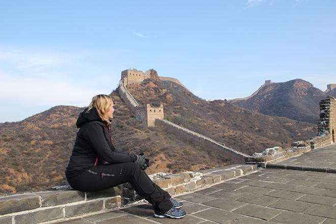 Regarder la Grande Muraille de Chine