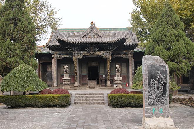 temple taoiste pingyao