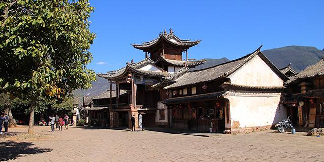 Shaxi, un village authentique au coeur du Yunnan