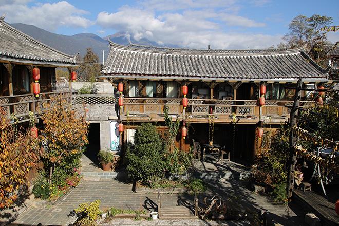 Le Baisha Holiday Resort Lijiang à Baisha