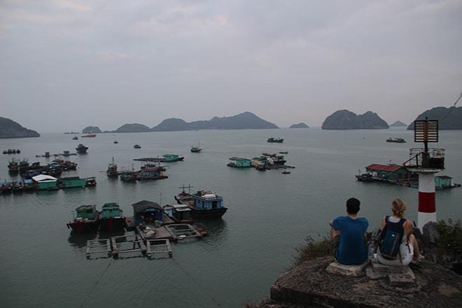 Profiter de la Baie de Cat Ba Vietnam