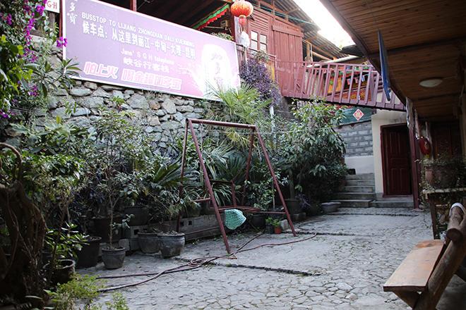 Jane's Guesthouse Trek des gorges du saut du tigre