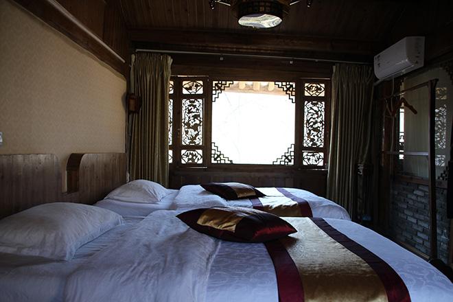 Chambre au Baisha Holiday Resort Lijiang à Baisha