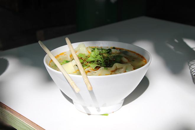 Où manger à Shaxi : Dumplings au mouton