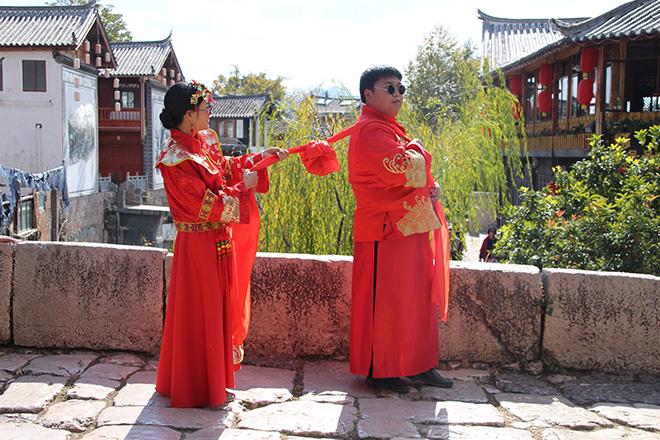 Photo de mariage à Shuhe