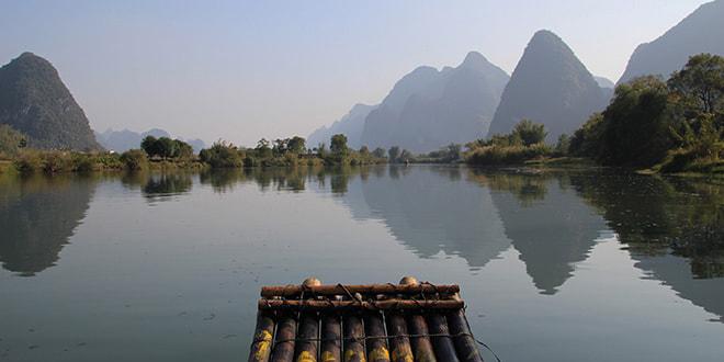 3 jours à Yangshuo au milieu d'un paysage de rêve