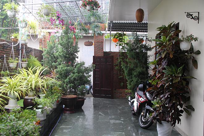 Entrée Pham Gia Boutique Homestay