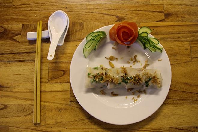 Rouleaux de printemps Cours de cuisine Hoi An