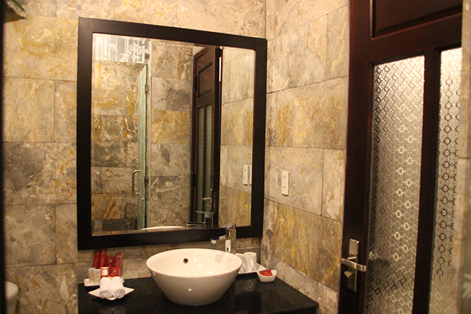 Salle de bain Pham Gia Boutique Homestay