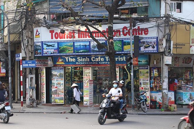 agence sinh tourist à hanoi