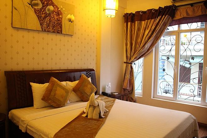 Ritz Boutique Hotel de Hanoi ou dormir à Hanoi