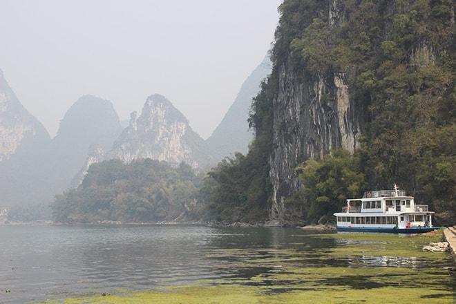 Rivière Li à Yangshuo