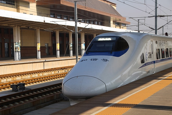 prendre le train en chine   mode d u0026 39 emploi