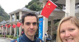 Passage de la frontière Chine - Vietnam : De Nanning à Hanoi