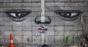 Bangkok street Art parcours
