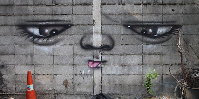 Découvrir le Street Art à Bangkok