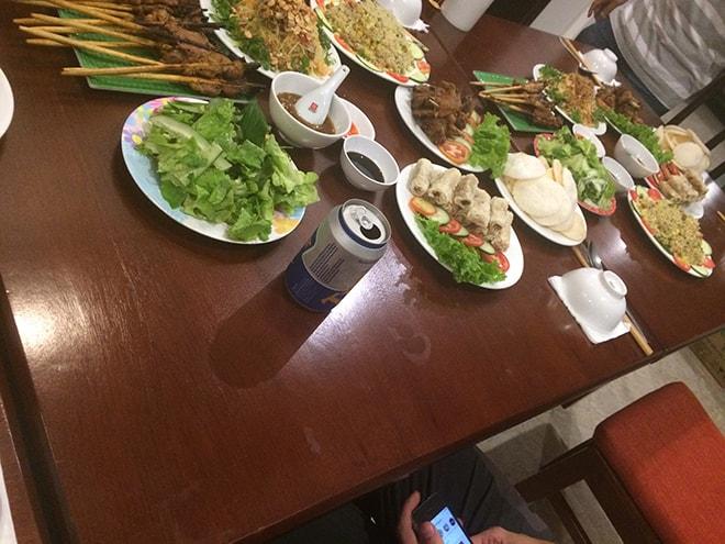 Hoi An VIetnam Repas nouvel An.JPG