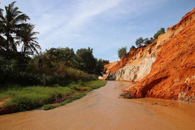 Le Canyon des Fées à Mui Né