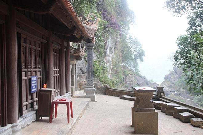La pagode Bich Dong à Tam Coc
