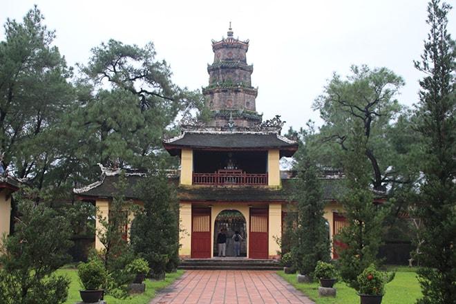 La Pagode Thien Mu à Hué