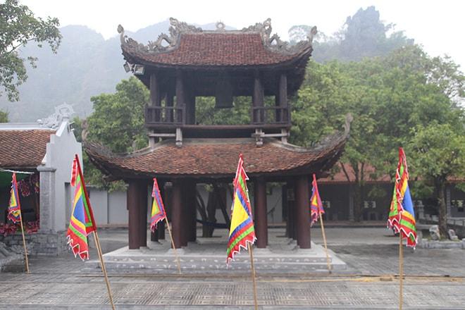 le temple Thaï Vi