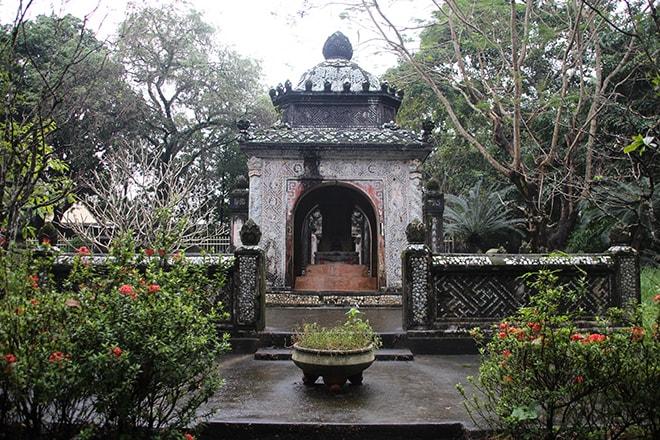 Le temple Thu Tien à Hué