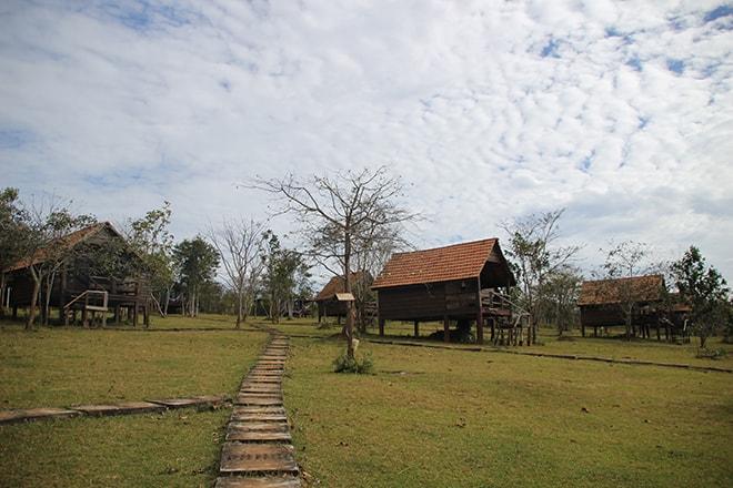 Espace Nature Lodge Sen Monorom Cambodge