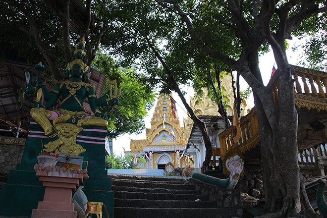Phnom Sampeau battambang