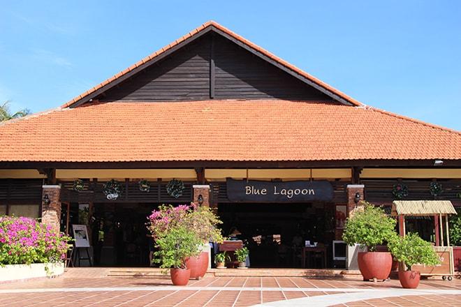 Restaurant Pandanus Resort Mui Ne Vietnam