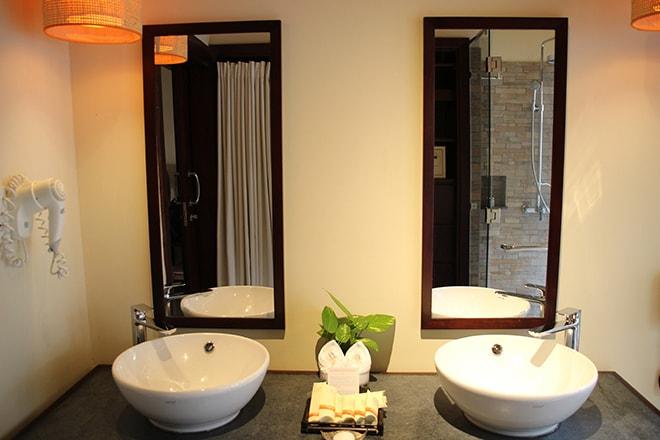 Salle de bainPandanus Resort Mui Ne