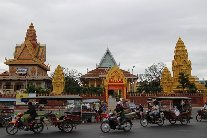 Wat Oulanum Phnom Penh