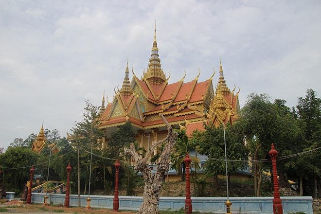 Wat Samrong Knong Battambang