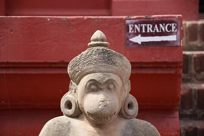 musée national du Cambodge à Phnom Penh