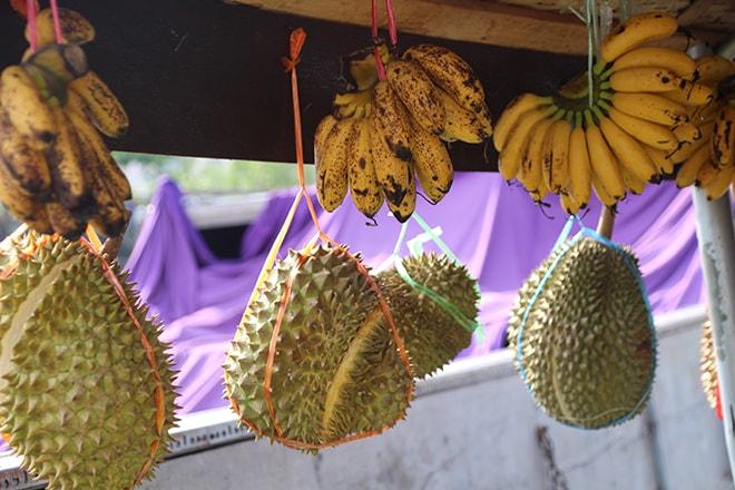 Fruits du Mékong