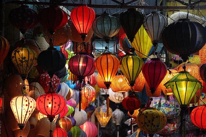 Hoi An l'une des plus belles du Vietnam