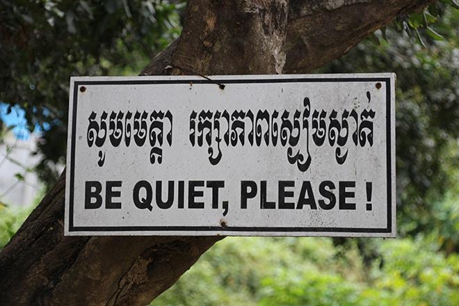 Killing Fields Choeung Ek Phnom Penh