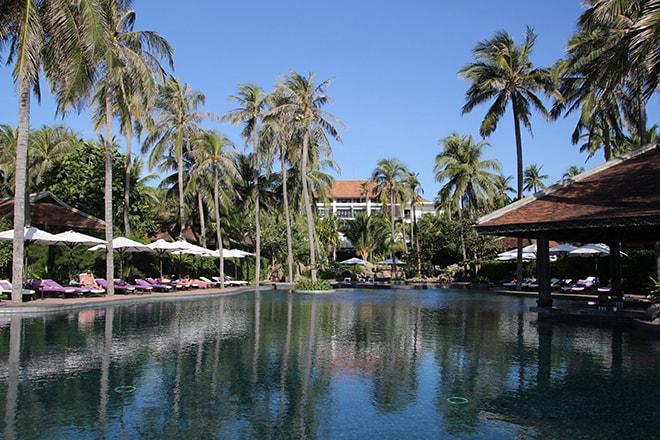 piscine Anantara Mui Ne Vietnam