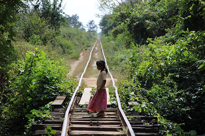 Bambou Train Battambang