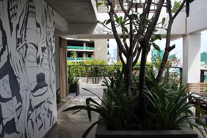 Hôtel Balconitel à Phnom Penh